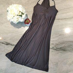Athleta Black Dress with Padded Insert